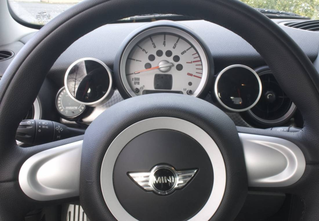 Gauge Pod (Single) for R56 Turbo Engines