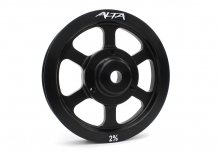 ALTA Performance - Lightened Crank Pulleys for R53 Supercharged Engine