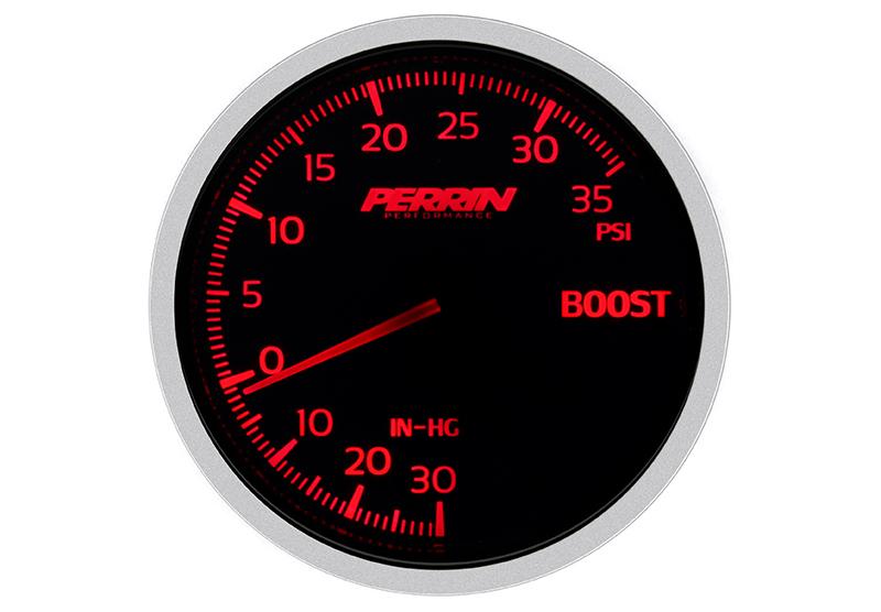 ALTA Performance - PERRIN Boost Pressure Gauge