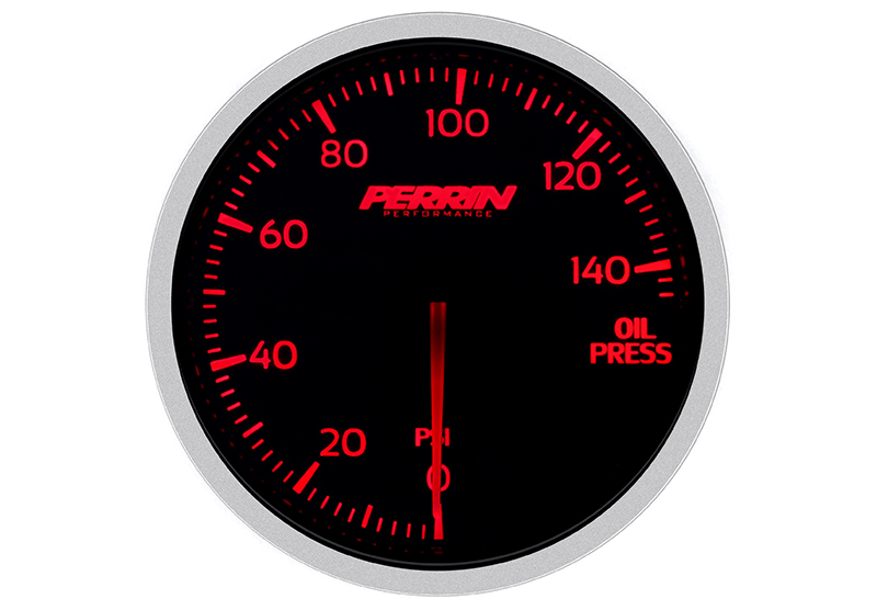 ALTA Performance - PERRIN Oil Pressure Gauge