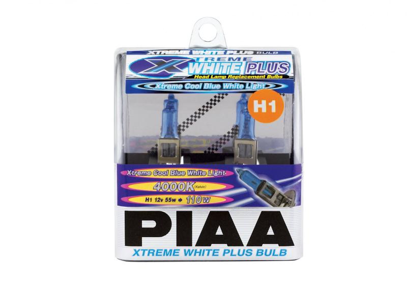 PIAA - PIAA H1 Xtreme White Bulb Set