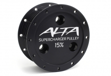 ALTA Performance - Supercharger Pulley 15% and 17% Reduction - Image 2