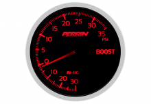 ALTA Performance - PERRIN Boost Pressure Gauge - Image 2
