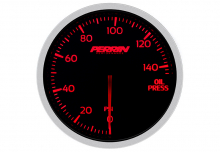 2nd Generation 2007-2013 - Interior / Gauges - ALTA Performance - PERRIN Oil Pressure Gauge