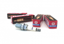 Cool Parts Under $100 - Brisk - Brisk Spark Plugs for R53 MINIs w/ aftermarket SC pulley