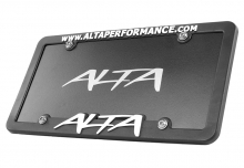 ALTA Performance - Front License Plate Relocate Kit for Mk7 GTI - Image 6