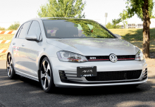 ALTA Performance - Front License Plate Relocate Kit for Mk7 GTI - Image 10