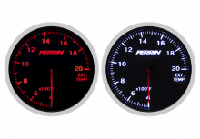 2nd Generation 2007-2013 - Interior / Gauges - ALTA Performance - PERRIN Exhaust Gas Temperature Gauge