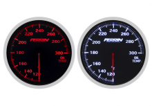 2nd Generation 2007-2013 - Interior / Gauges - ALTA Performance - PERRIN Oil Temperature Gauge