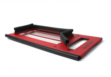 1st Generation 2002-2006 - Intercoolers - ALTA Performance - Intercooler Air Diverter Red for R53 Supercharged Engine