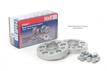 1st Generation 2002-2006 - Wheels / Wheel Spacers - H&R - H&R 25mm Wheel Spacers for 4 Lug MINI w/12mm Bolts