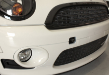 ALTA Performance - Front License Plate Relocate Kit for MINIs - Image 3