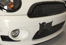 ALTA Performance - Front License Plate Relocate Kit for MINIs - Image 4