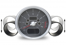ALTA Performance - Gauge Pod (Single) for R56 Turbo Engines - Image 2