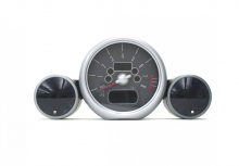 ALTA Performance - Gauge Pod (Single) for R53 Supercharged Engine - Image 3