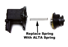 ALTA Performance - Blow Off Valve Spring Upgrade for R56 Turbo Engine - Image 2