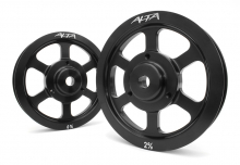 ALTA Performance - Lightened Crank Pulleys for R53 Supercharged Engine - Image 2