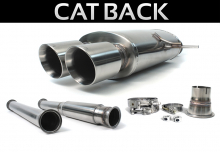 ALTA Performance - Cat-Back Exhaust for R56 Turbo Engines